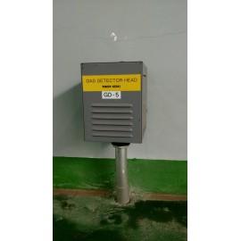 Hệ thống cảm biến rò rỉ EO