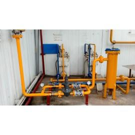 Lắp đặt đường ống dẫn Gas LPG